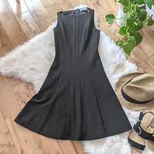 ELIZABETH and JAMES -  Black Hollis Dress